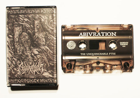 "ABJVRATION ""The Unquenchable Pyre"" Pro-Tape"