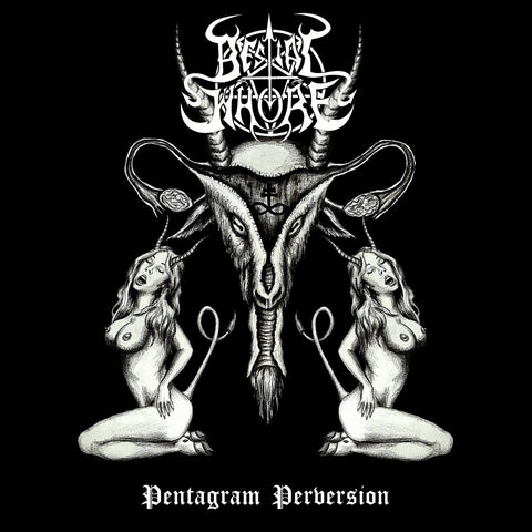 "BESTIAL WHORE ""Pentagram Perversion"" CD"
