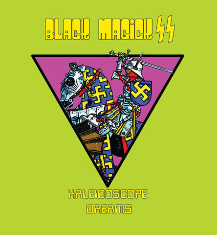 "BLACK MAGICK SS ""Kaleidoscope Dreams"" CD"