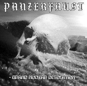 "PANZERFAUST ""Grand Nuclear Desolation"" CD"