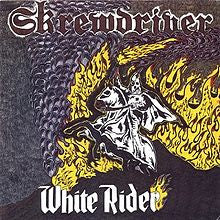 "SKREWDRIVER ""White Rider"" CD"