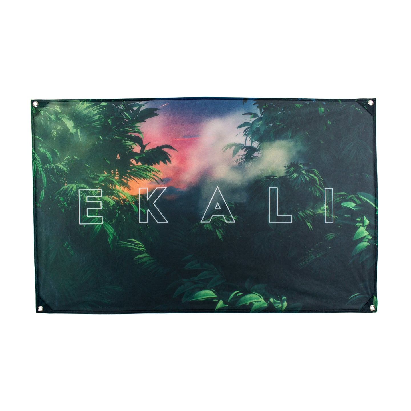 Ekali Jungle Flag