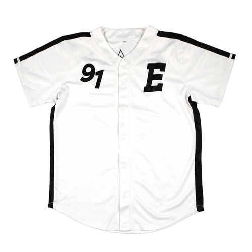 LTD White Ekali Jersey
