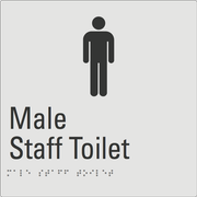 Male Staff Toilet
