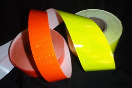 Class 1 Micro Prismatic Reflective Tape (per roll)