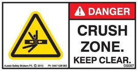 CRUSH ZONE-BODY (Horizontal)