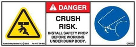 CRUSH RISK (Horizontal)