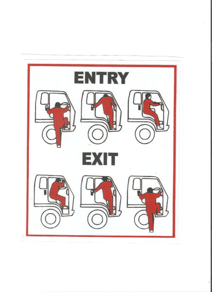 Truck Entry And Exit