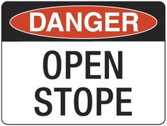 OPEN STOPE