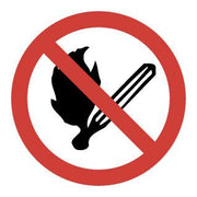 NO MATCHES PICTOGRAM