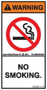 NO SMOKING (Vertical)
