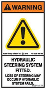 HYDRAULIC STEERING (Vertical)