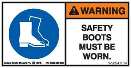 SAFETY BOOTS (Horizontal)