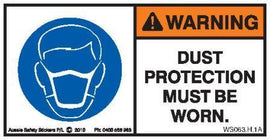 DUST PROTECTION (Horizontal)