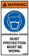 DUST PROTECTION (Vertical)