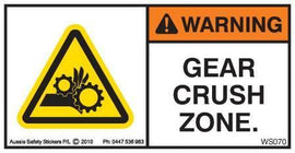 GEAR CRUSH ZONE (Horizontal)