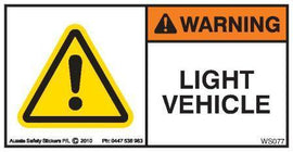 LIGHT VEHICLE (Horizontal)
