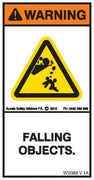 FALLING OBJECTS (Vertical)