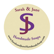 Sarah and June Handmade Soap