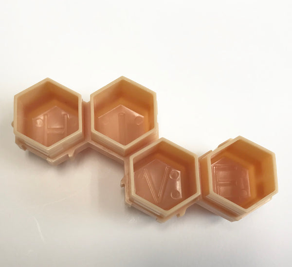 DEEP Single Sided Hive Caps®️ON SALE THIS WEEK ONLY