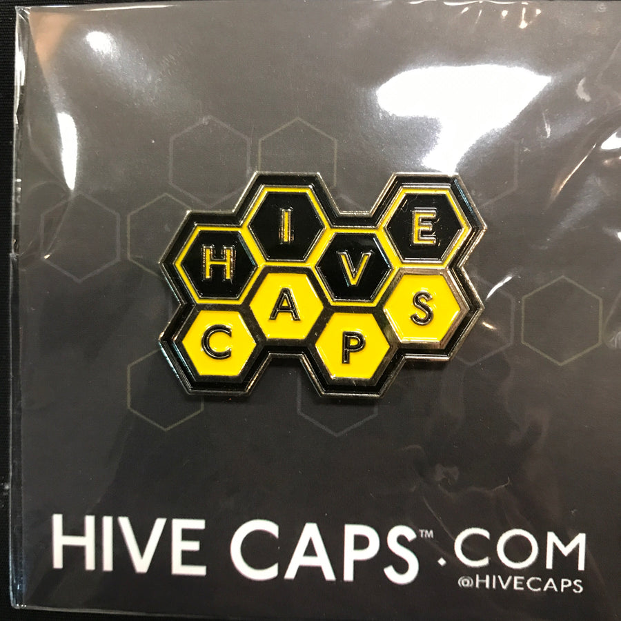 NEW Hive Caps®️ Pin