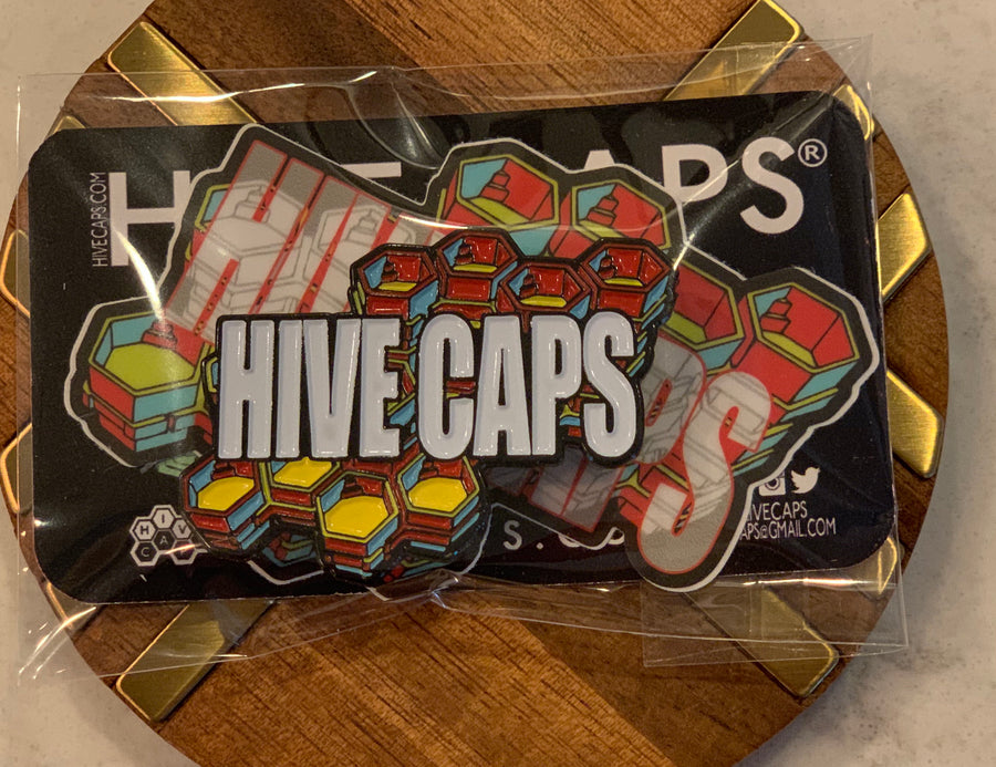 New HIVE CAPS®️ Color Pin