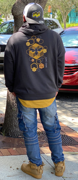 Limited Edition Jay Joree Hive Caps Hoodie