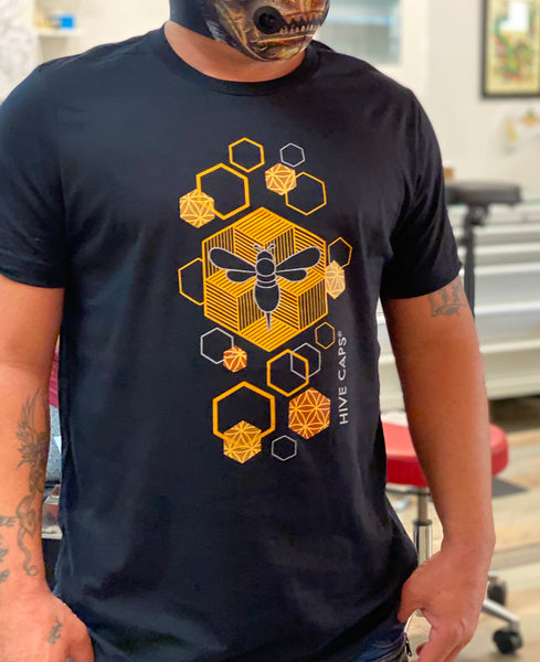 Limited Edition Jay Joree Hive Caps® T-shirt