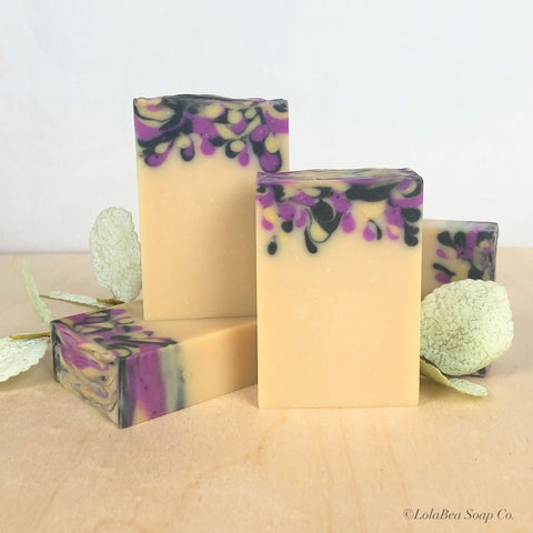 Dancing Dots Buttermilk Soap