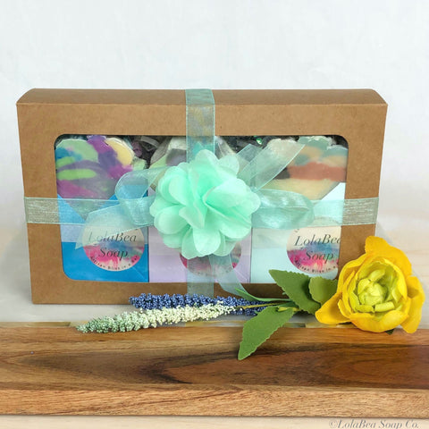 Floral Blooms Gift Box
