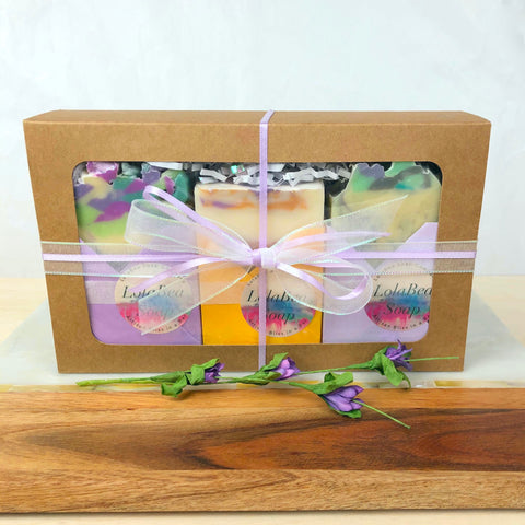 Relax and Restore Gift Box