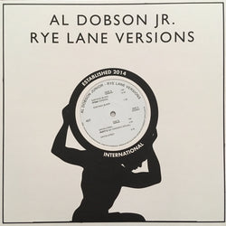 AL DOBSON JR. - Rye Lane Versions RS002