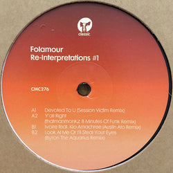 FOLAMOUR - Re-Interpretations #1 CMC276