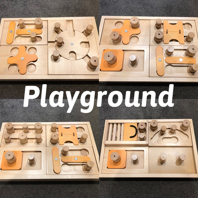 Playground by My Intelligent Dogs