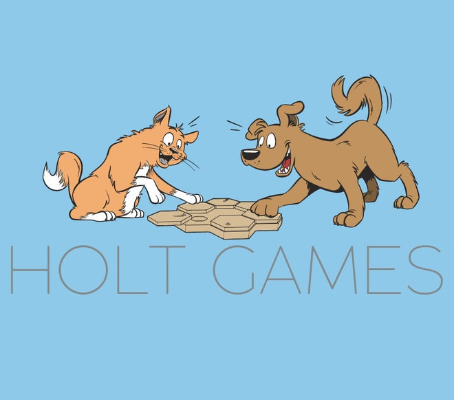HOLT GAMES - PET ACTIVITY GAMES