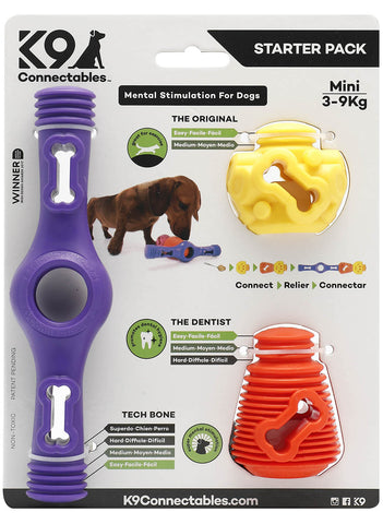 "K9 Connectables Mini Starter Pack - ""NEW"""
