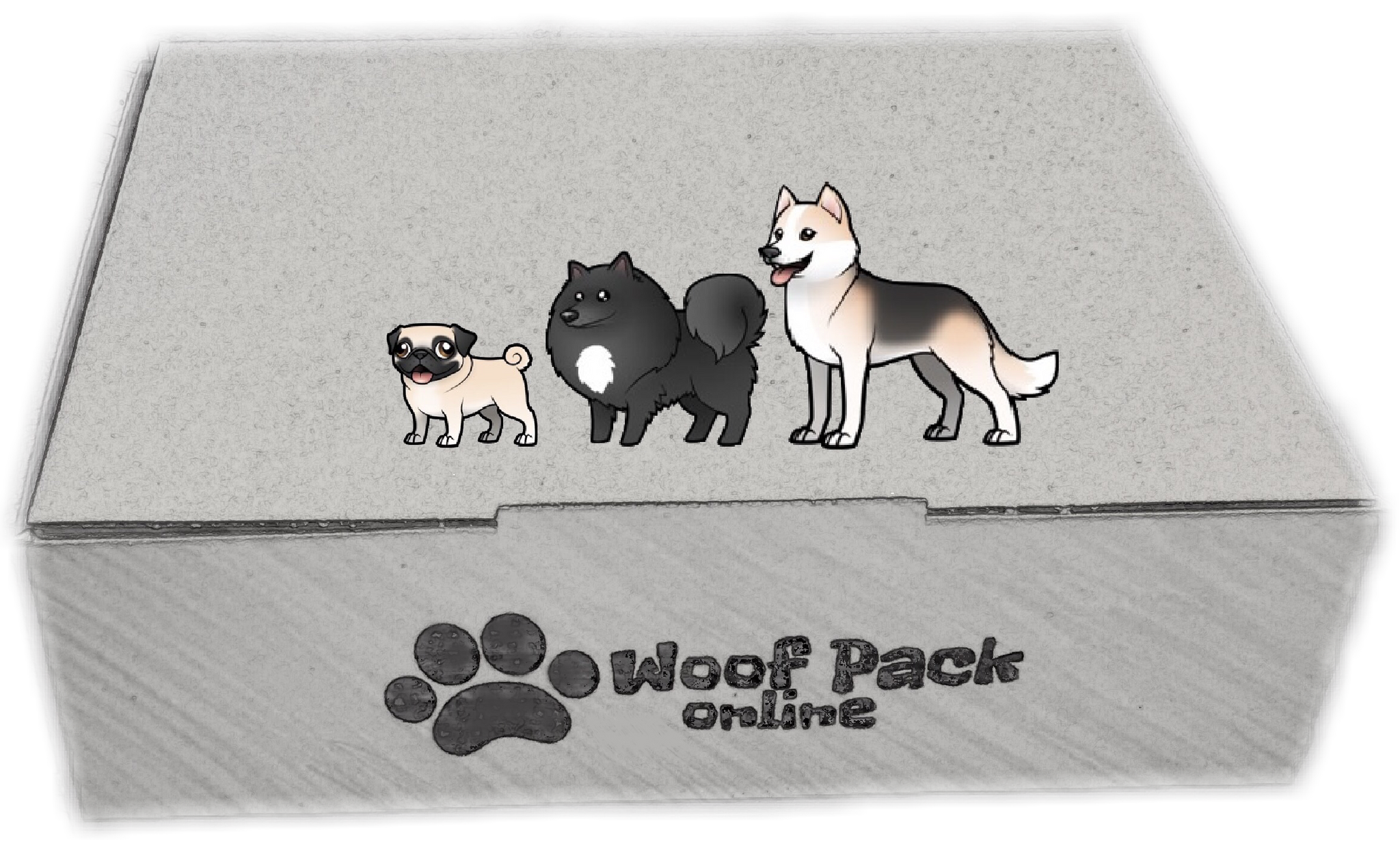 Woof Pack Surprise Box