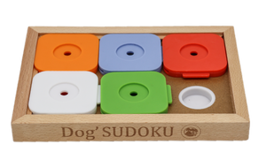 Dog' Sudoku Medium Advance Colour