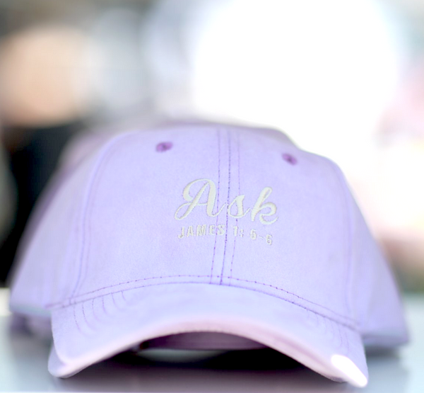 Ask - Young Women's 2017 Annual Theme Hat
