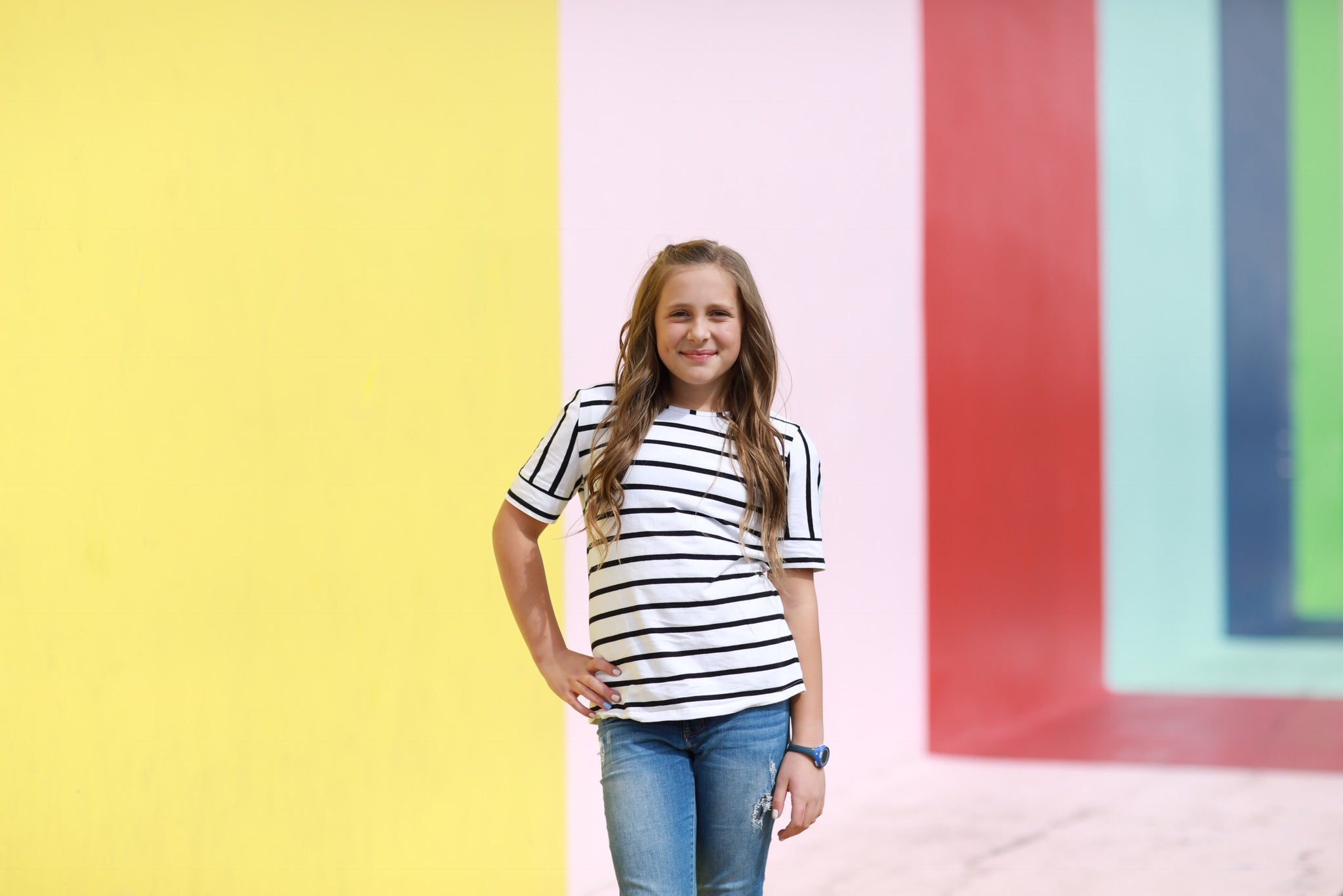 Simply Stripes Shirt