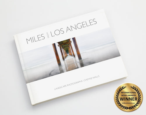Miles from Los Angeles - Hardcover