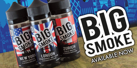 Big Smoke e-liquid