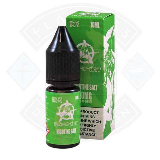 Anarchist Green Nic Salt 10ml