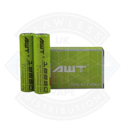 AWT 18650 Battery 2pack