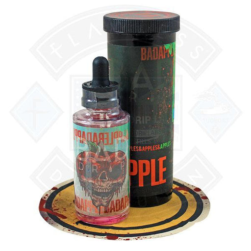Bad Drip Bad Apple 50ml 0mg Shortfill E-liquid