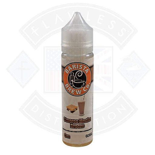 Barista Brew Co. S'Mores Mocha Breeze 0mg 50ml Shortfill E-Liquid