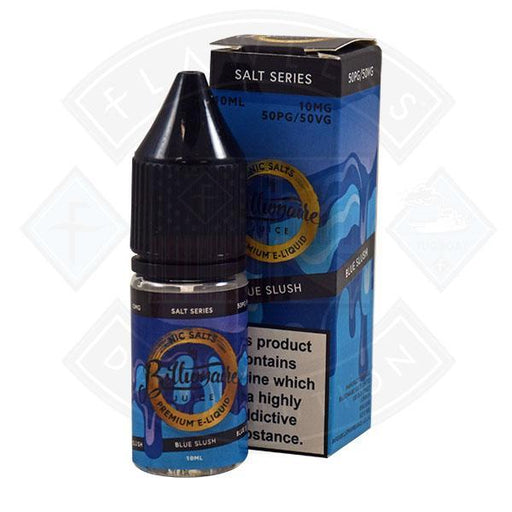 Billionaire Juice Nic Salt - Blue Slush 10ml