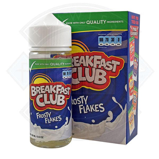 Breakfast Club - Frosty Flakes 0mg 100ml Shortfill