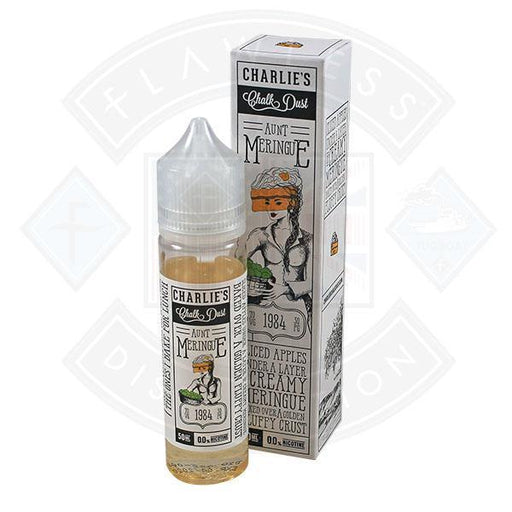 Aunt Meringue 1984 E liquid by Charlie's Chalk Dust 50ml Short fill