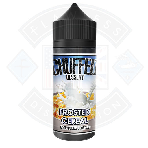 Chuffed Dessert - Frosted Cereal 0mg 100ml Shortfill E-Liquid
